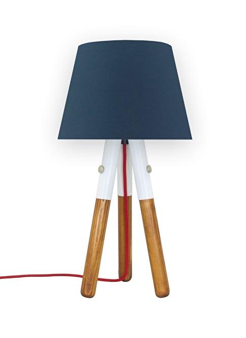 Crea Lighting Abajur Mavi